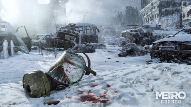 В Metro Exodus не будет мультиплеера