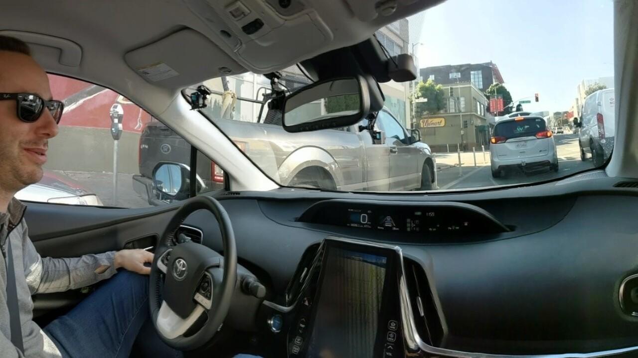 Бывший сотрудник Google и Uber Энтони Левандовски запустил ещё один проект в сфере автономного вождения