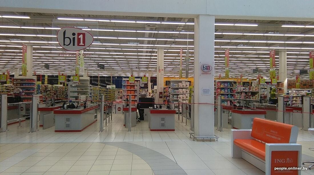 В Польше приняли закон, который запрещает торговать в воскресенье