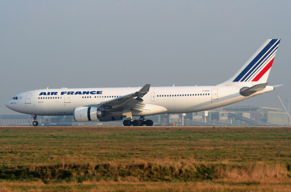Airbus A330 за два года до катастрофыФотоПавла Кежковского (Pawel Kierzkowski)