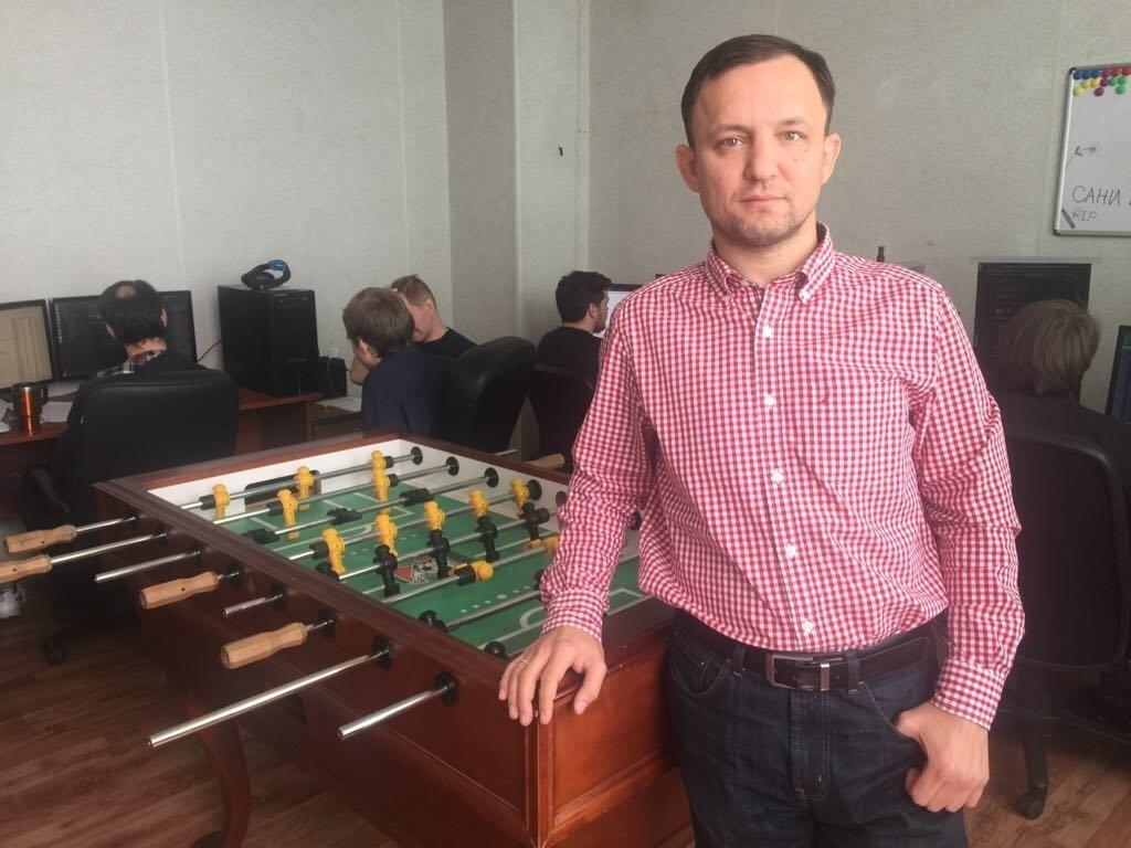 Бросить Уолл-стрит и уехать в Россию ради стартапа