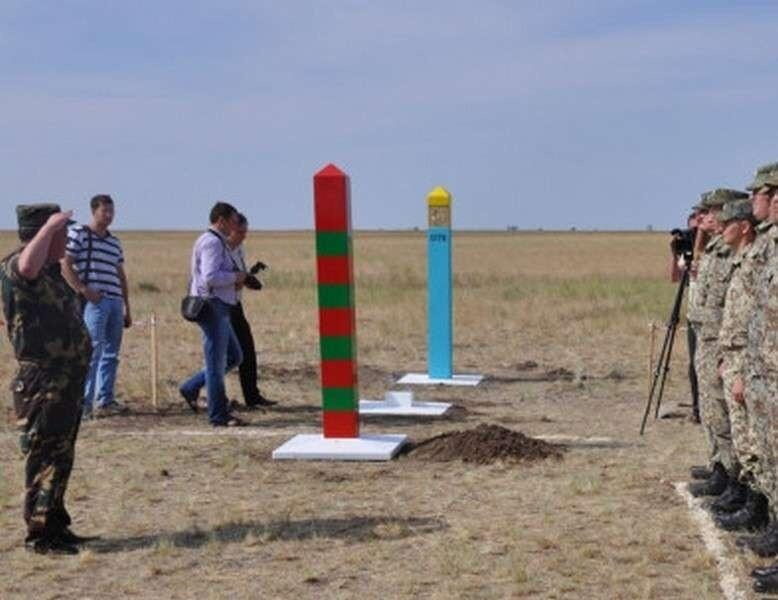 Россия передала Казахстану свою часть озера Сладкое в Новосибирской области