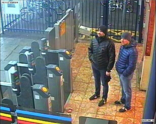 Британские спецслужбы ищут двух новых подозреваемых по «делу Скрипалей»