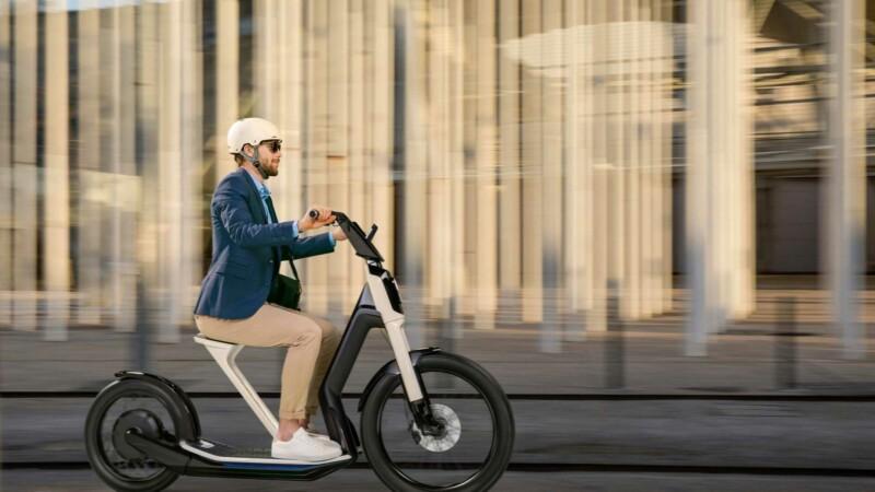 Картинки по запросу Volkswagen выпустит первый 'электросамокат