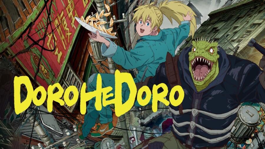 Аниме Dorohedoro вышло на Netflix за пределами Японии — Аниме на DTF