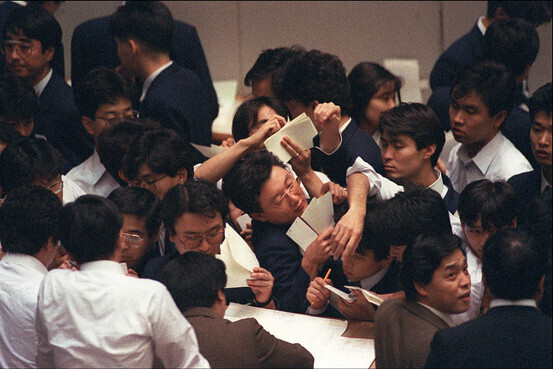 Японский пузырь 80-x - несколько фактов