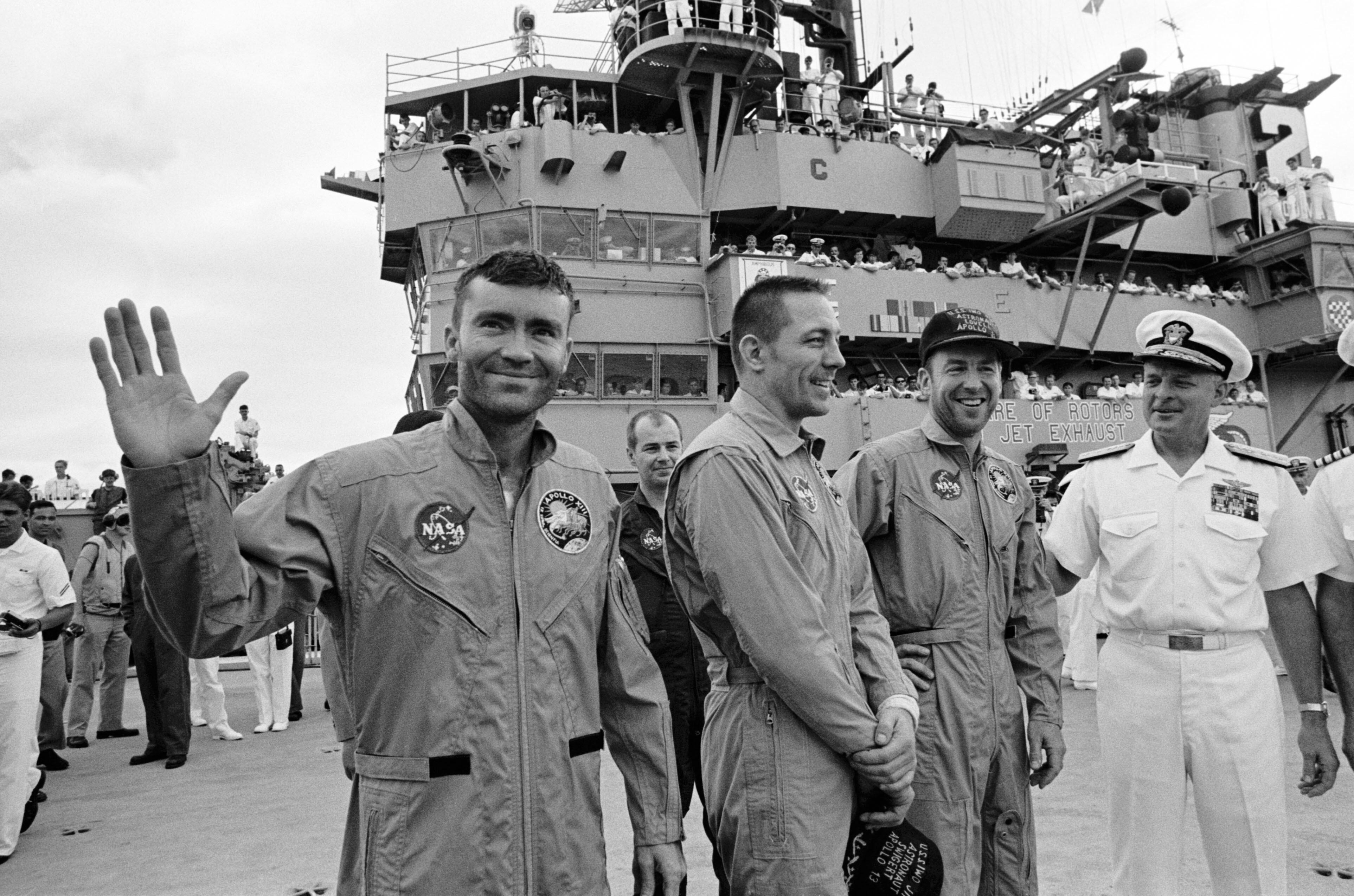 apollo 13 astronauts - HD3851×2550