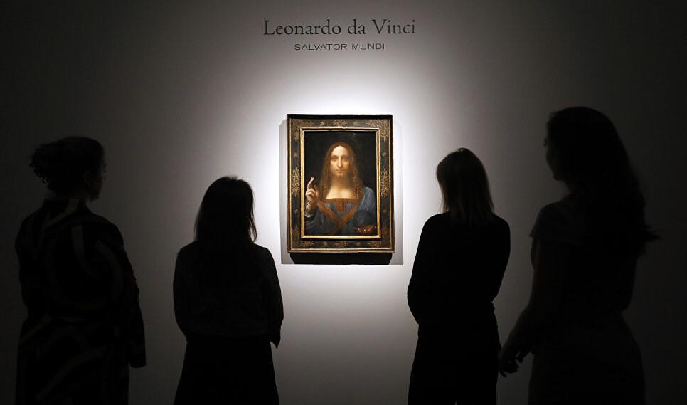 IKEA предложила покупателю картины Леонардо да Винчи за $450 млн купить для неё раму за $9,99