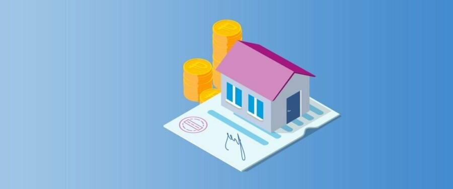 Где можно взять деньги под залог недвижимости земли