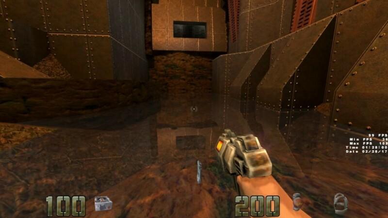 Quake 2 RTX и мои модели оружия — Gamedev на DTF