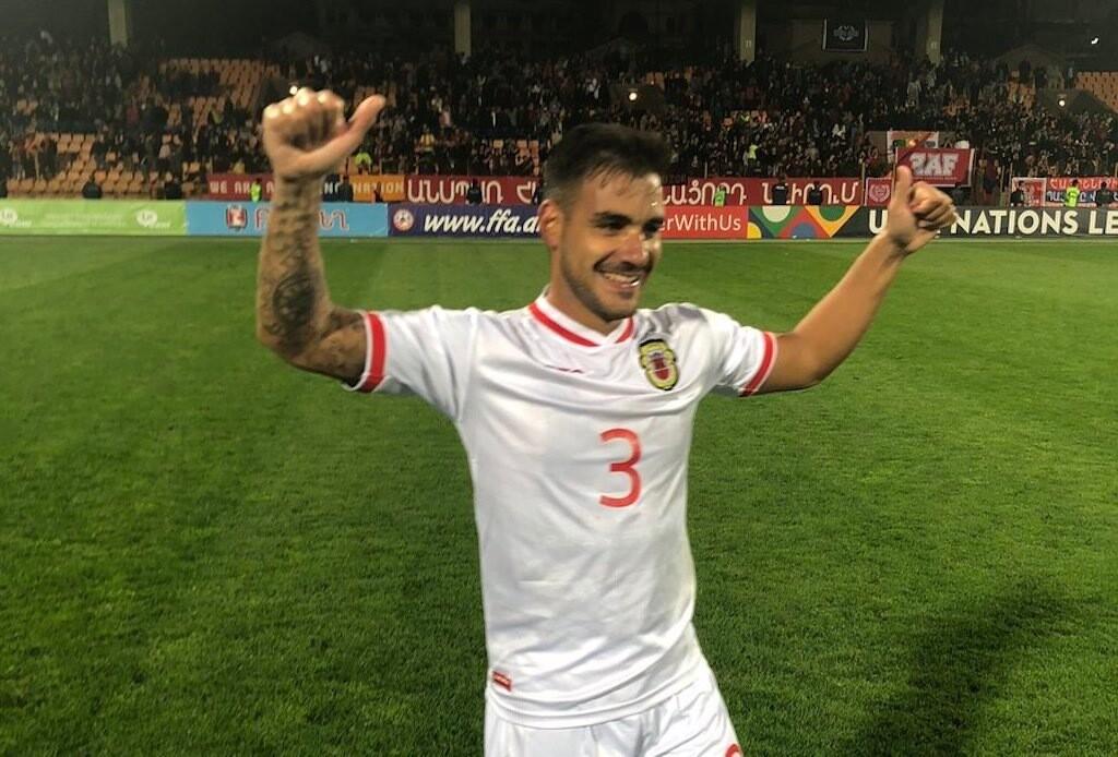 Сборная Гибралтара по футболу впервые выиграла, а победный гол забил офисный администратор