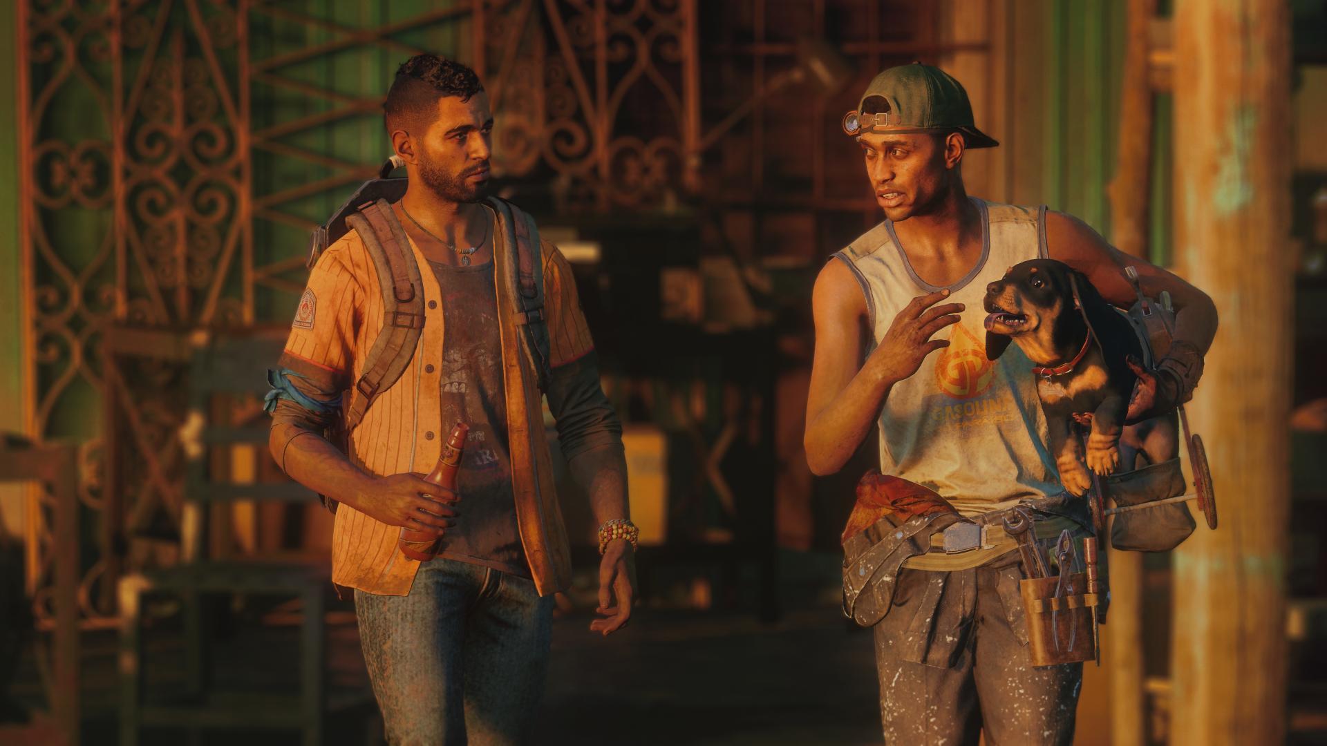 Первый трейлер Far Cry 6 и заставка в стиле сериалов | Hi-Tech ...