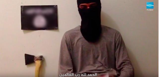 ИГ опубликовало видеообращение предполагаемого смертника из Сургута