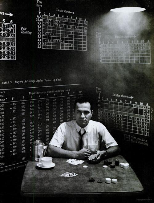 Математик Эдвард Торп обыграл казино и заработал $800 млн на Уолл-стрит 9
