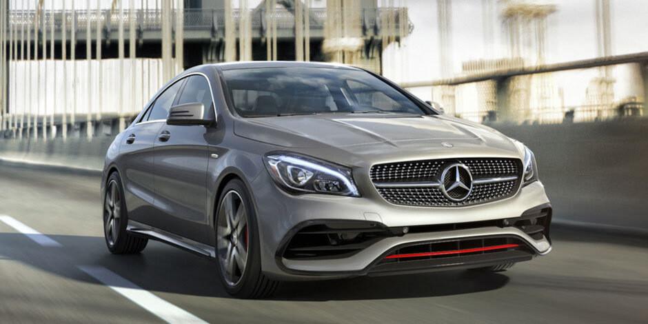 Mercedes отзывает 9,3 тысячи автомобилей в России