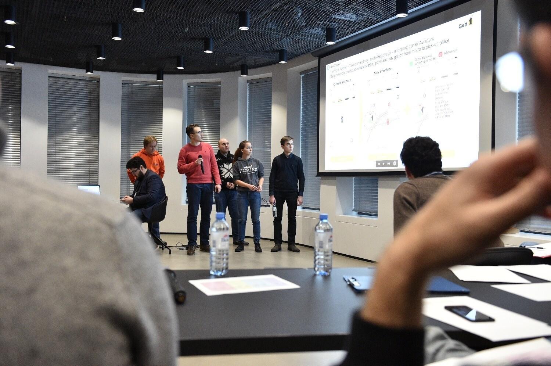 McKinsey и Gett выдали 500 тысяч рублей за концепт системы поиска удобных мест посадки