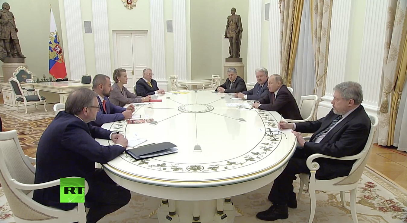 Народный общественно-политический журнал Politrussia