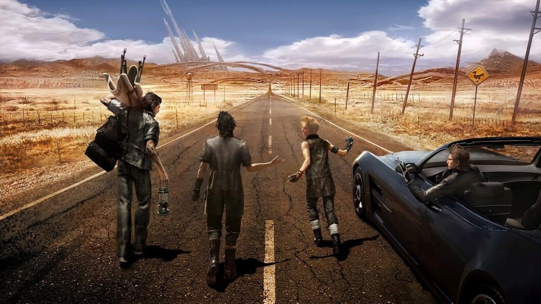 Final Fantasy XV — всё, что нужно знать новичку