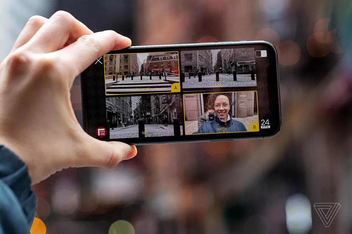 Как правильно делать живые фото на айфоне