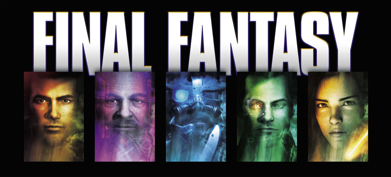 Постер к Final Fantasy: The Spirits Within