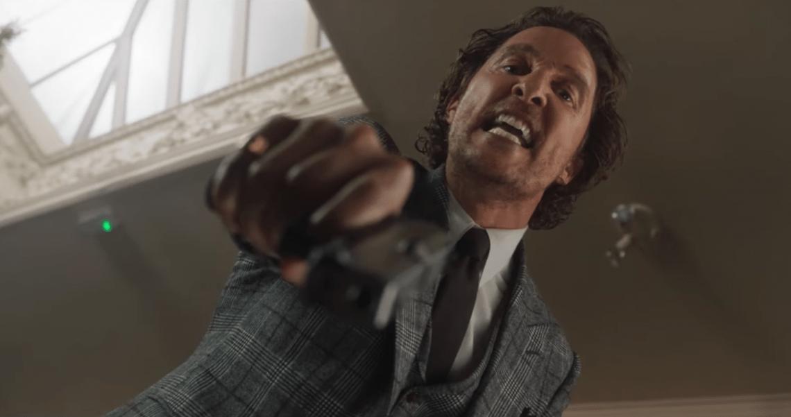 Кадр из фильма джентельмены