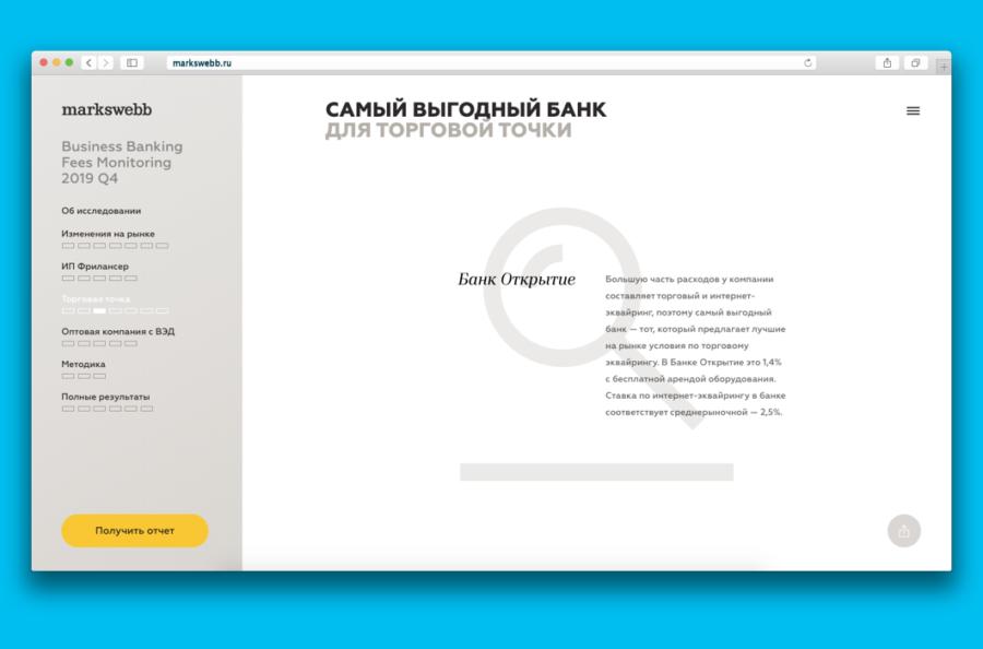 самый выгодный кредитный банк