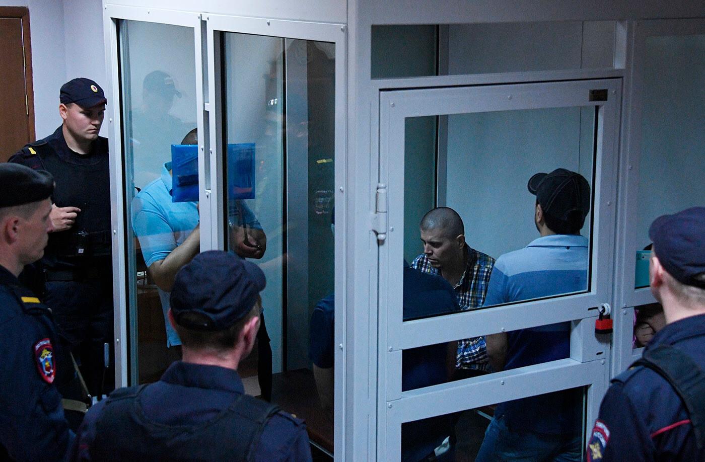 Суд приговорил четверых членов «банды ГТА» к пожизненному заключению
