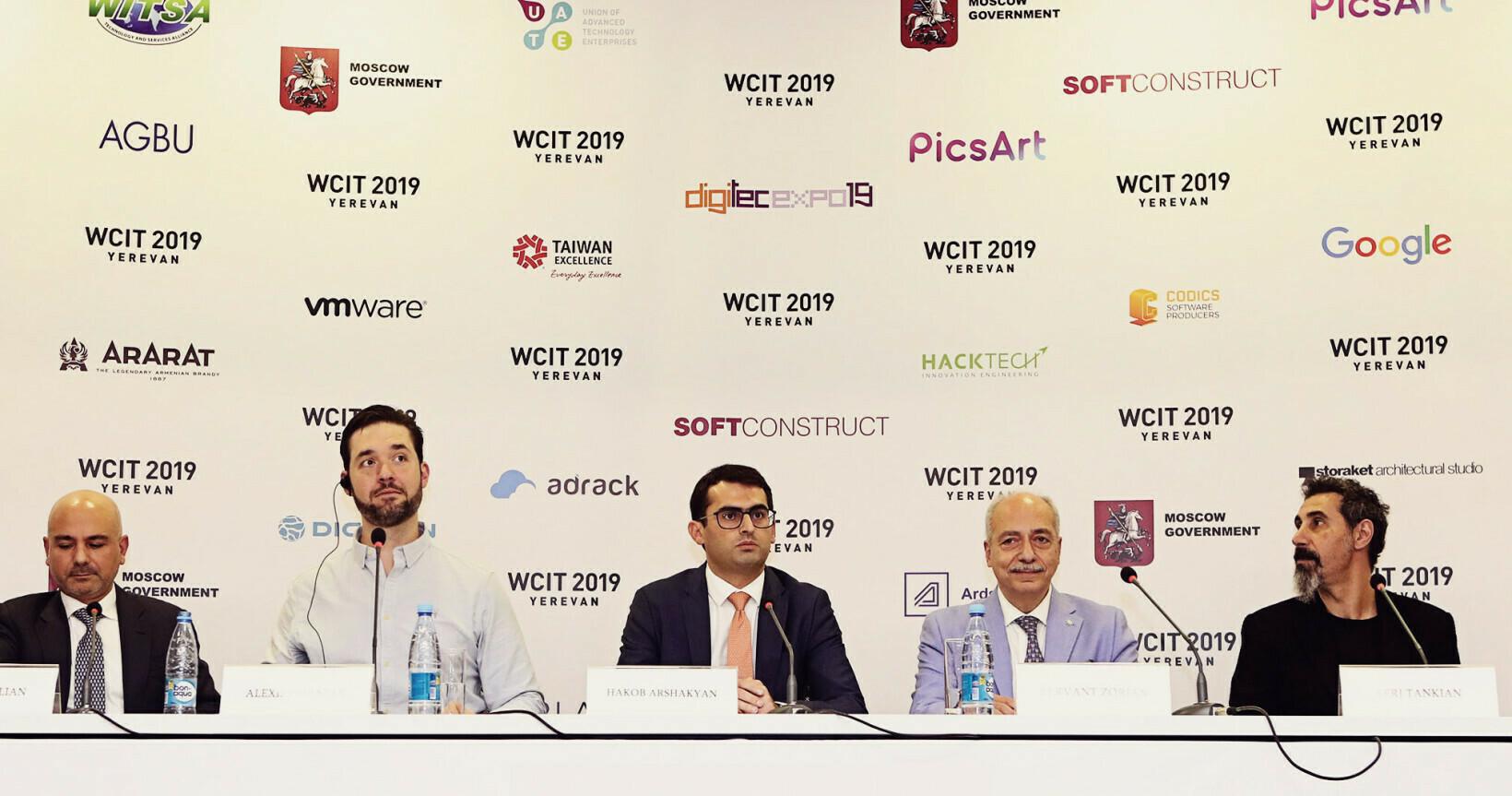 Объединить диаспоры: зачем лидер System of a Down Серж Танкян и сооснователь Reddit создают соцсеть для армян