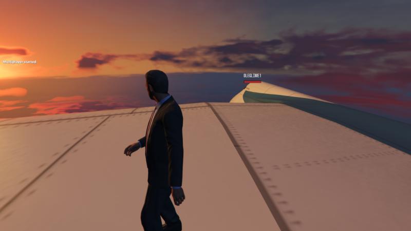 Мультиплеерный мод под названием RAGE:MP для GTA 5 выйдет в конце