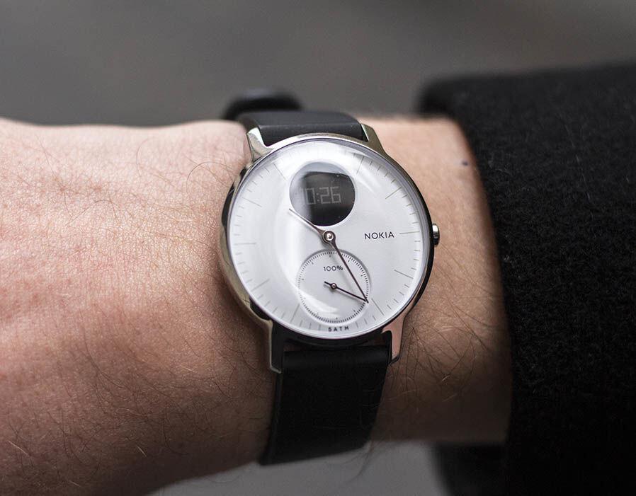Nokia пересмотрит планы по выпуску «умных» часов и товаров для здоровья