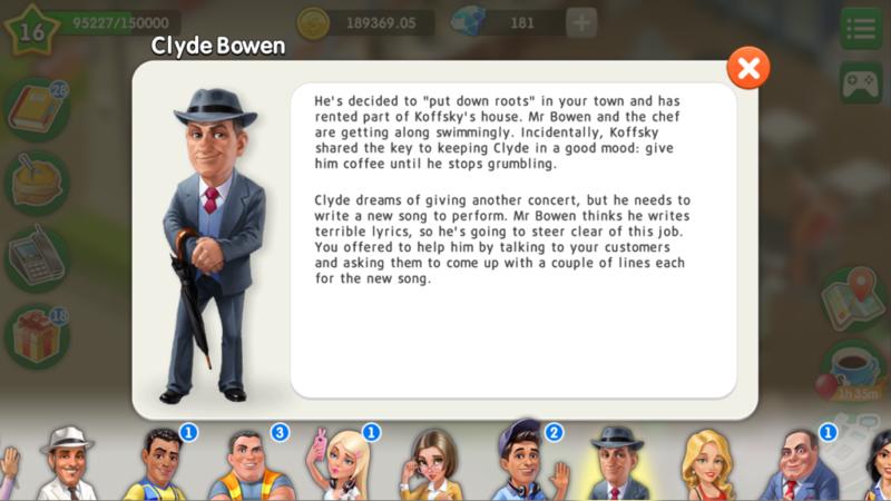 Разбор мобильной игры MyCafe: Recipes & Stories от геймдизайнера