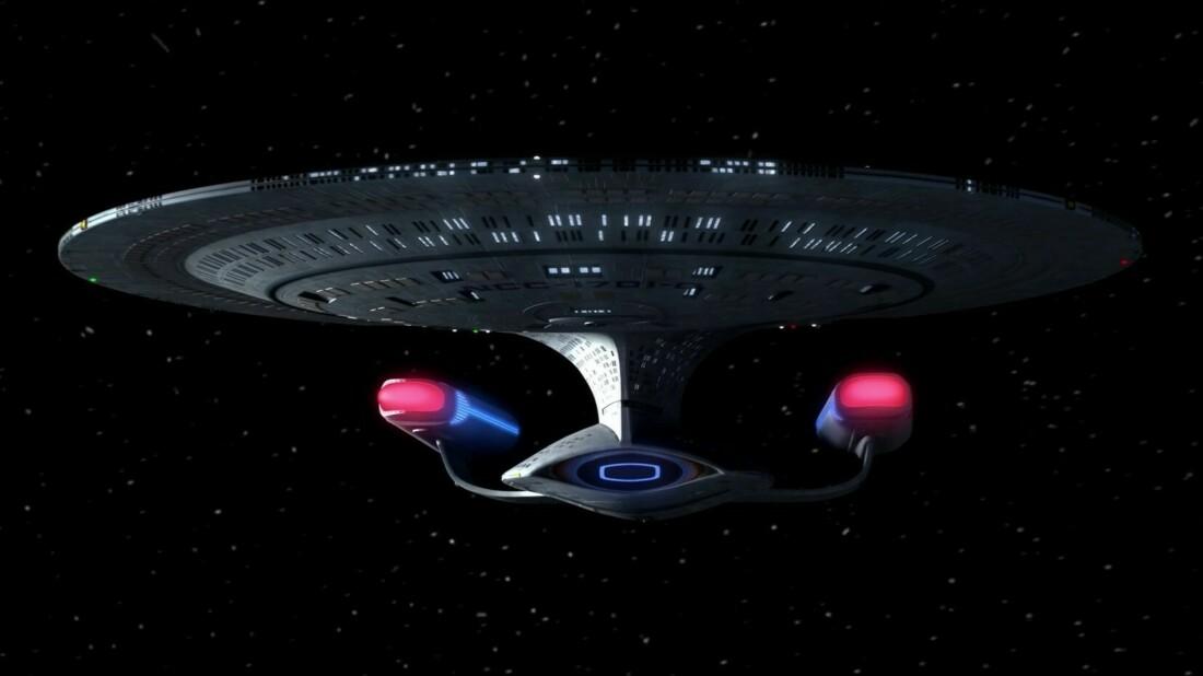 Энтерпрайз NCC-1701-D