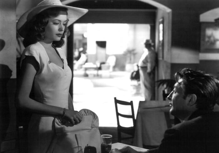 Джейн Грир, «Из прошлого» (1947)