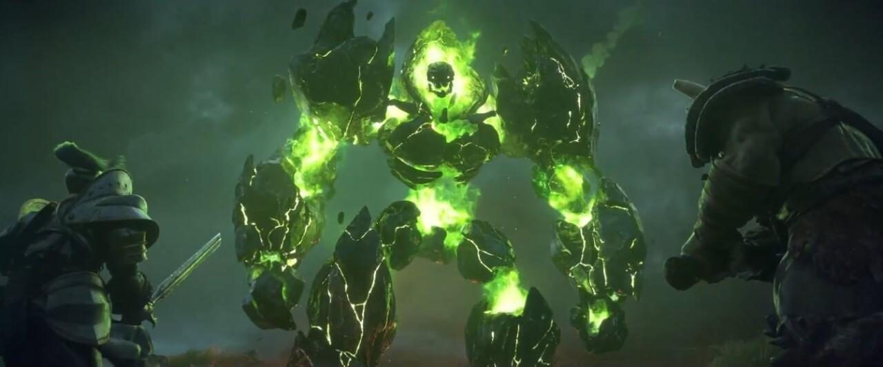 Blizzard анонсировала ремейк Warcraft III