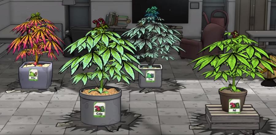 Симулятор выращивания марихуаны заказать футболку с коноплей