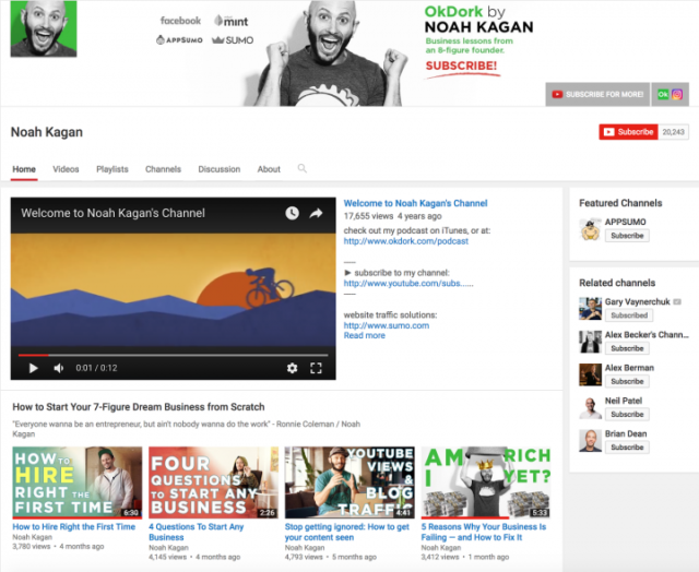 Как получить 100 тысяч подписчиков в Youtube до конца года (ВИДЕО) 3