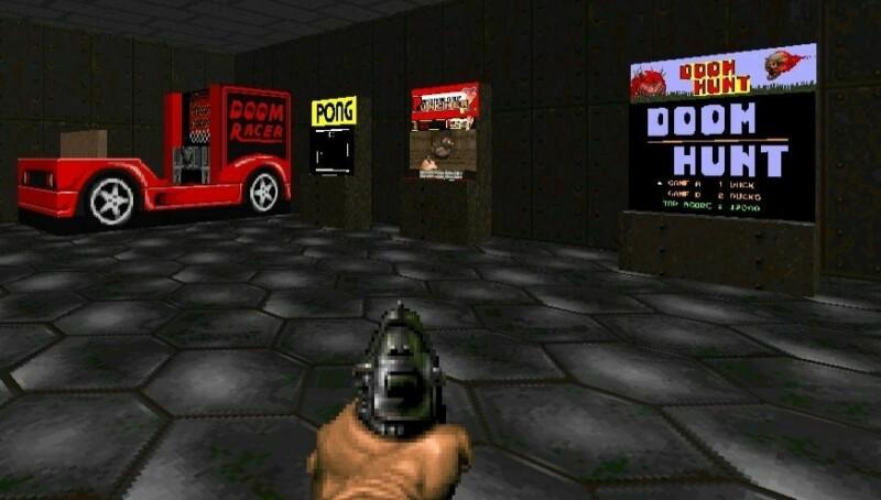 26 лет творчества: лучшие модификации для Doom и Doom 2
