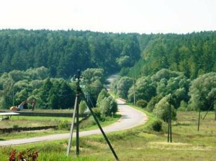 Та самая дорога в Анисовку