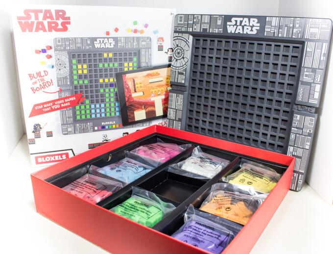 Игры по Звездным Войнам: Детский конструктор, позволяющий собрать свою видеоигру по «Звёздным войнам»