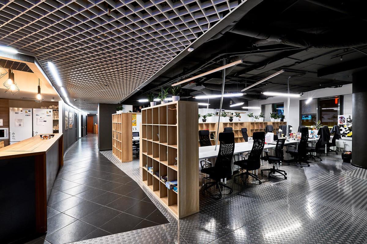 Штаб-квартира: офис Zoon в Москве