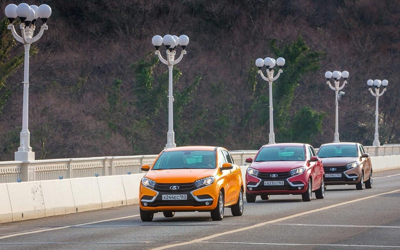 Lada отзывает двадцать тысяч автомобилей XRay