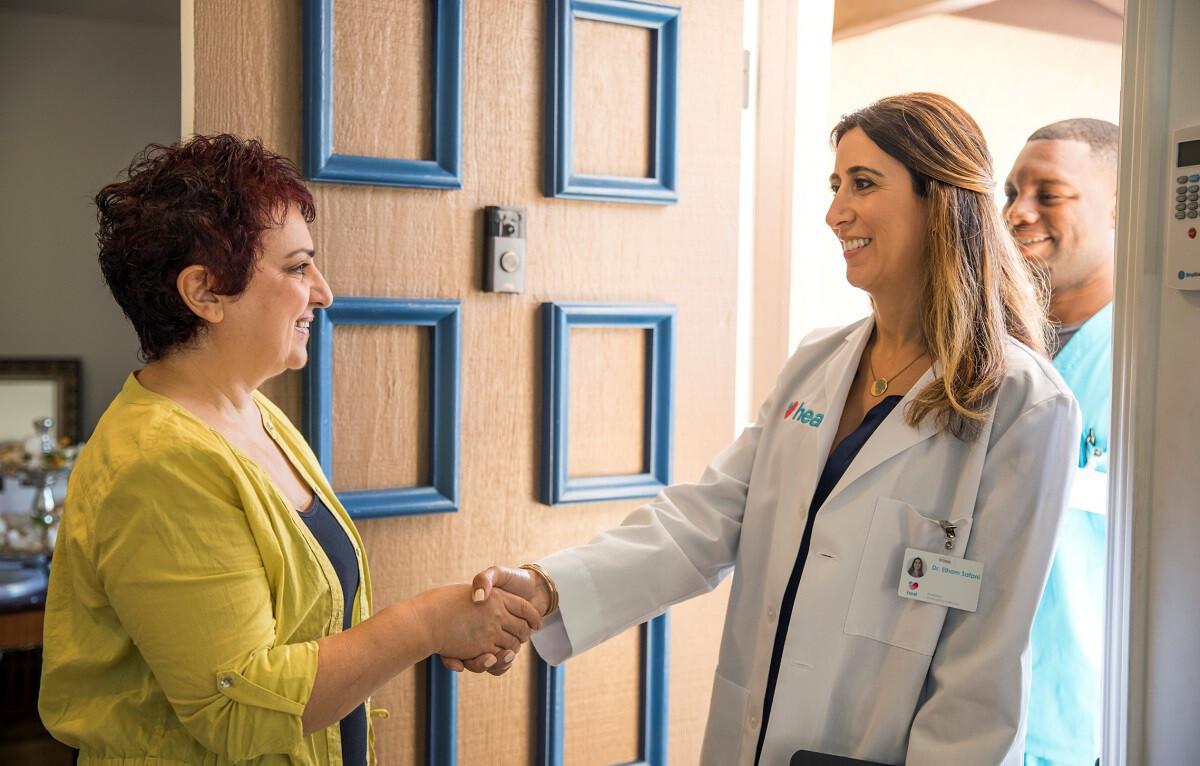 Стартап дня: сервис для вызова врача на дом Heal