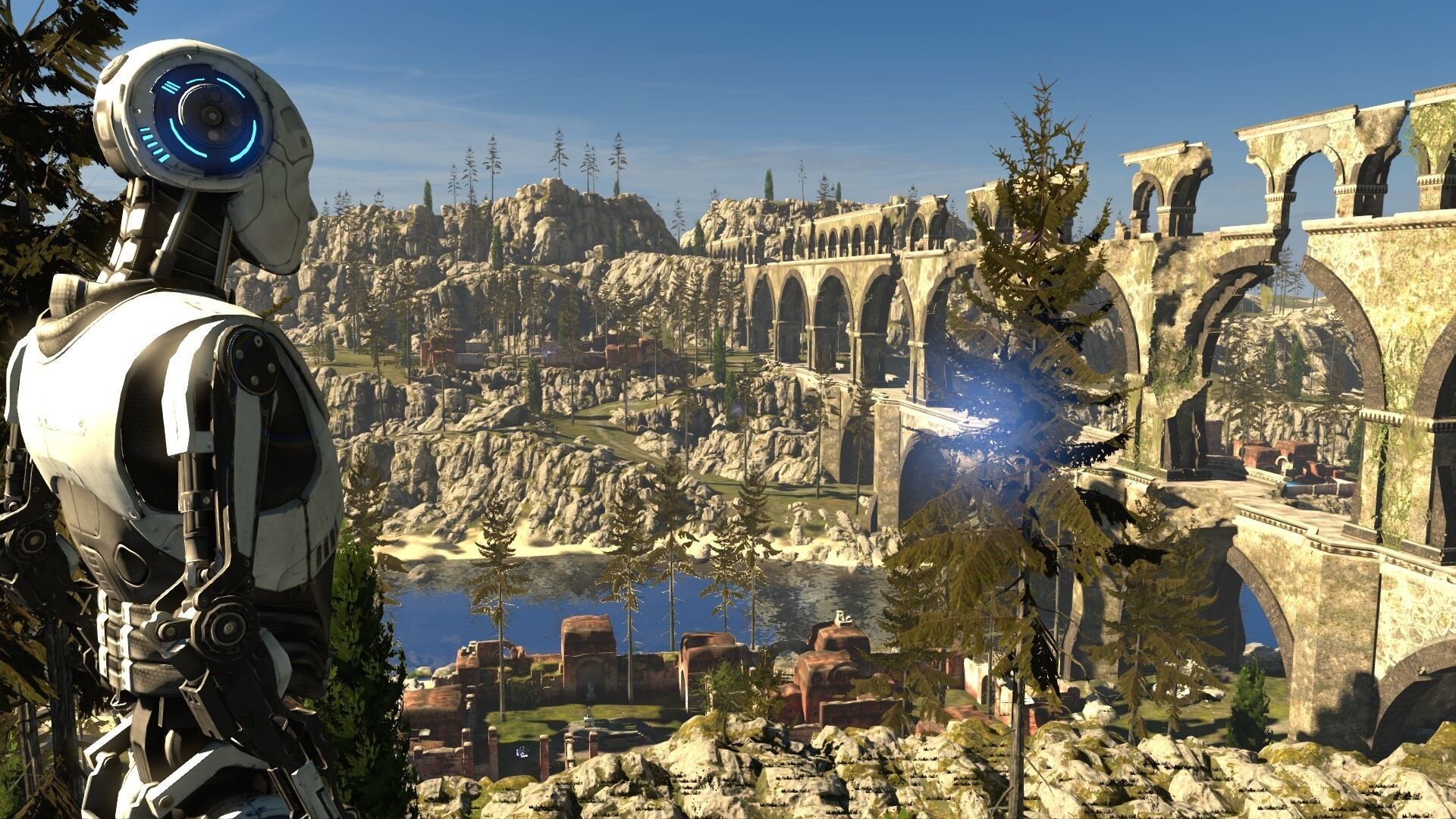 talos principle narrative review - HD 1920×1080
