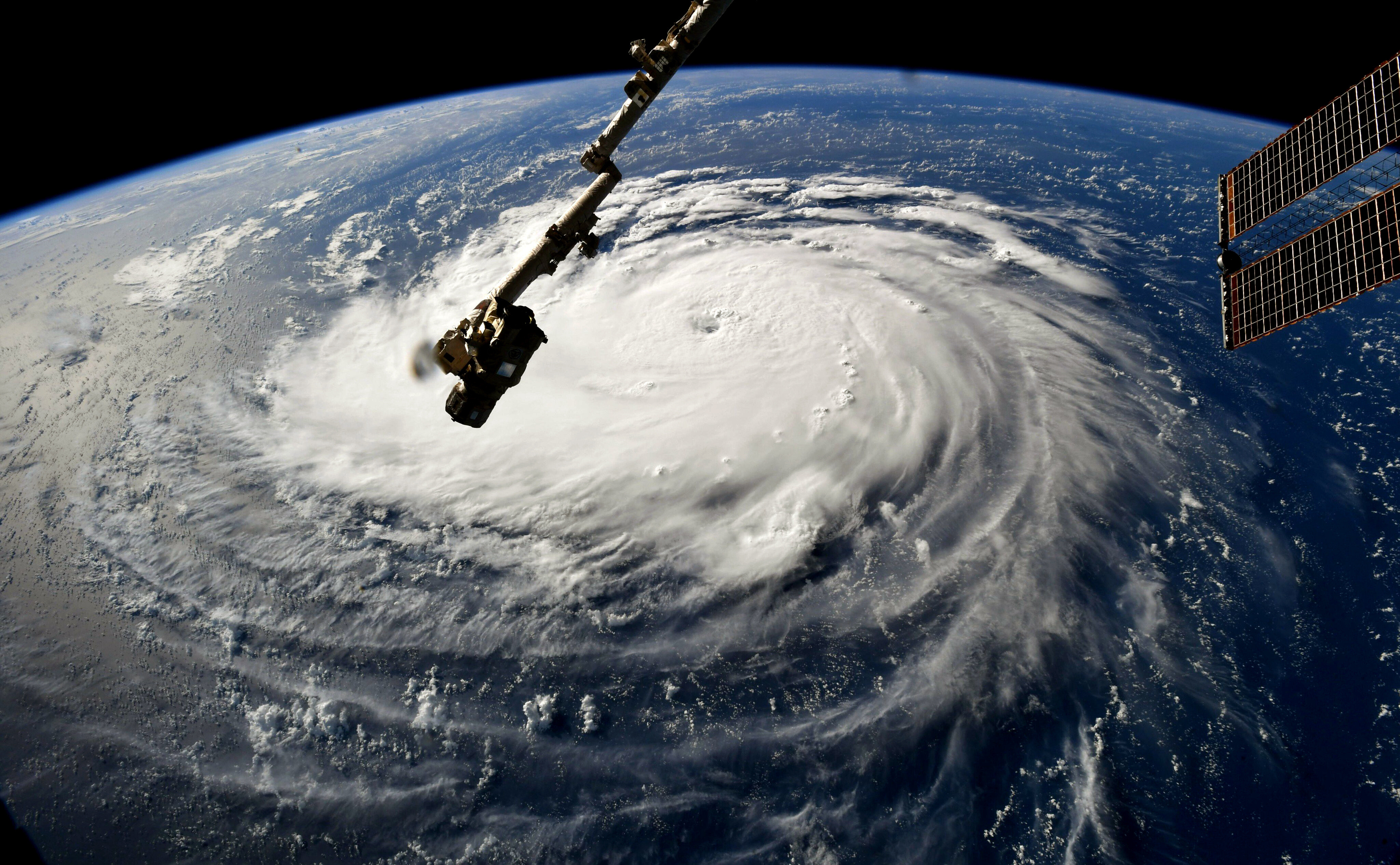 Число жертв урагана «Флоренс» выросло до одиннадцати