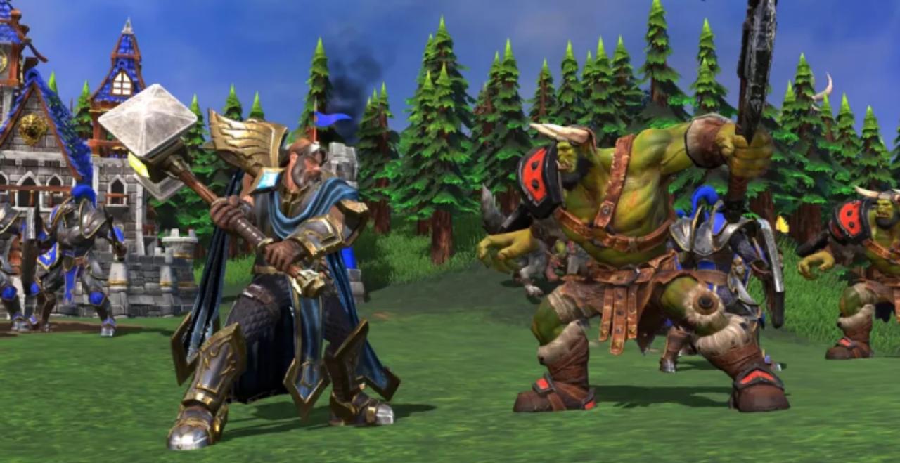 Что известно о ремастере Warcraft III: Reforged — тезисно