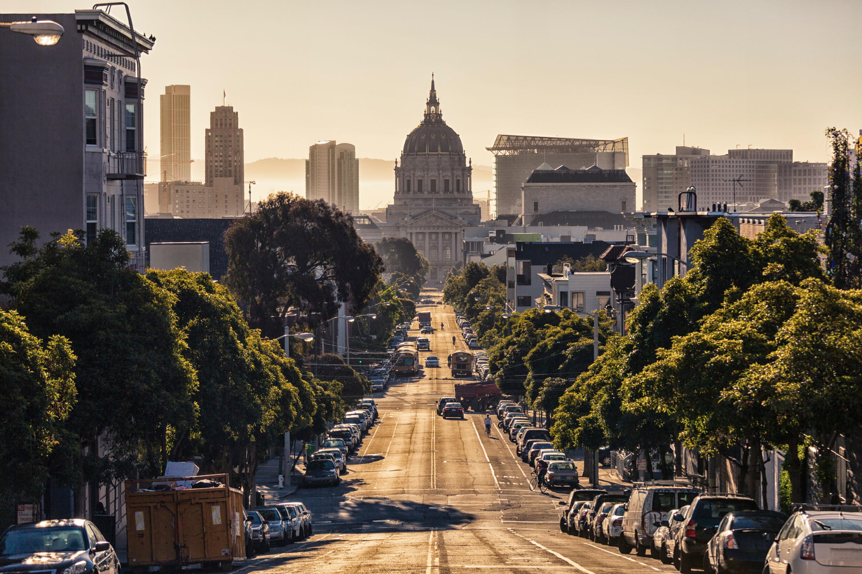 От венчурных капиталистов до бродяг и преступников: четыре уровня иерархии в Сан-Франциско