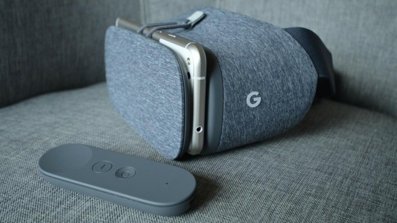 Google закрыла VR-проект Daydream после трёх лет работы
