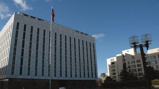 Площадь перед посольством России в США назовут в честь Немцова