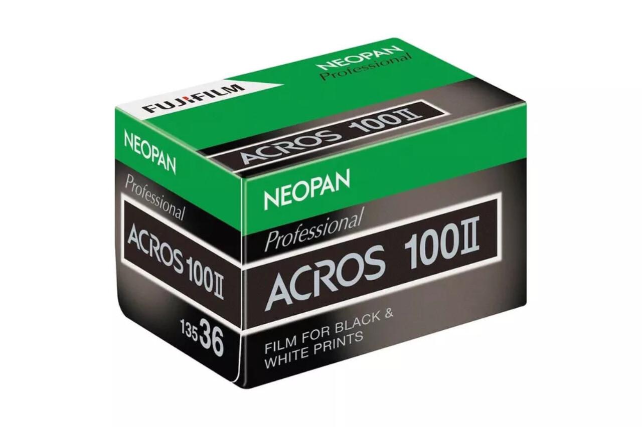 e3ce34e6a Fujifilm вернёт в продажу чёрно-белую плёнку