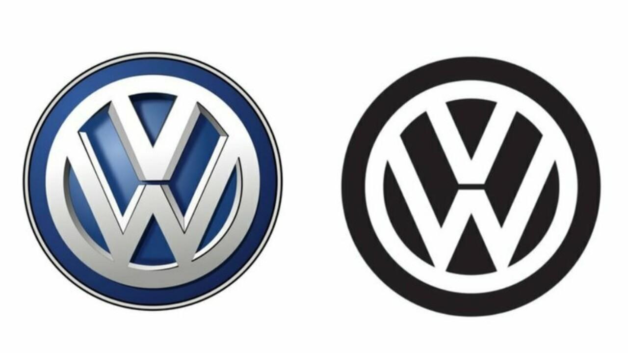 Издание Autoweek обнаружило новый логотип Volkswagen — компания должна его представить в сентябре 2019 года